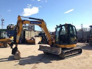 H&C invest in two new 8 ton zero tail excavators adding to our expanding fleet, Apr 15!