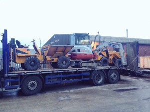 H&C Plant have a full load ready for our operator at Manchester City Council on Monday, Feb 16!